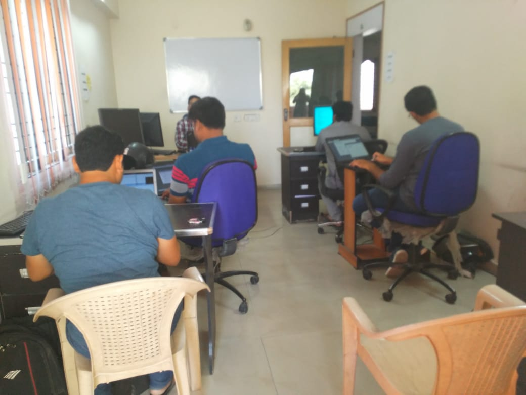Python Class Room training by Srihari with lab